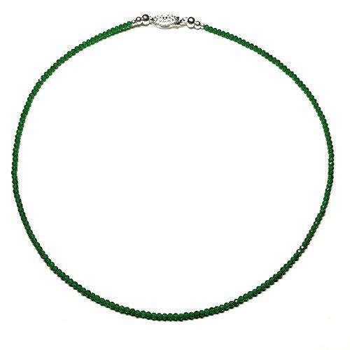 Girocollo in gemme di Smeraldo purissimo