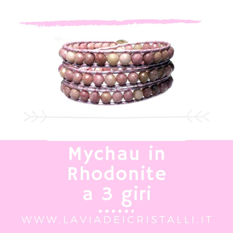 """La Rhodonite o Rodonite """"pietra"""" del 2019"""